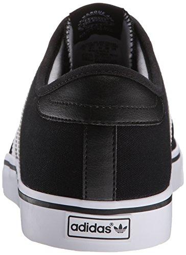 Adidas Performance Seeley Skate Shoe, frêne gris / blanc / noir, 4 M Us Core Black Footwear White