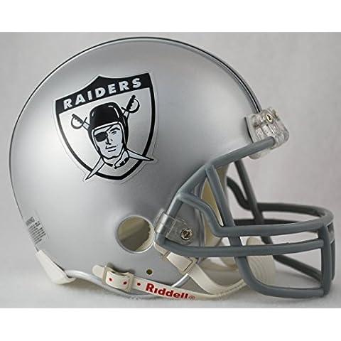 Oakland Raiders 1963 NFL Riddell ProLine VSR-4 Mini THROWBACK Football Helmet by Unknown