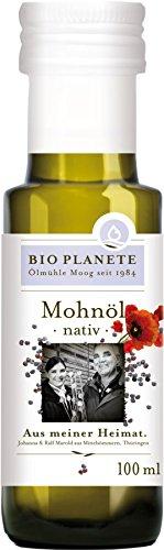 Bio Planète Mohnöl nativ, Bio, 100ml