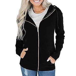 Festiday Sweatshirt Dress Women 2018 New Casual Women's Dresses Fashion Women Zipper Long Sleeve Sweatshirt Coat Outwear Hooded Jacket Overcoat