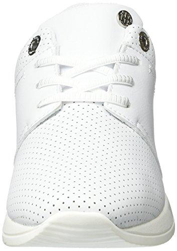 Tommy Hilfiger Damen S1285amantha 2a1 Sneakers Weiß (Off White 156)