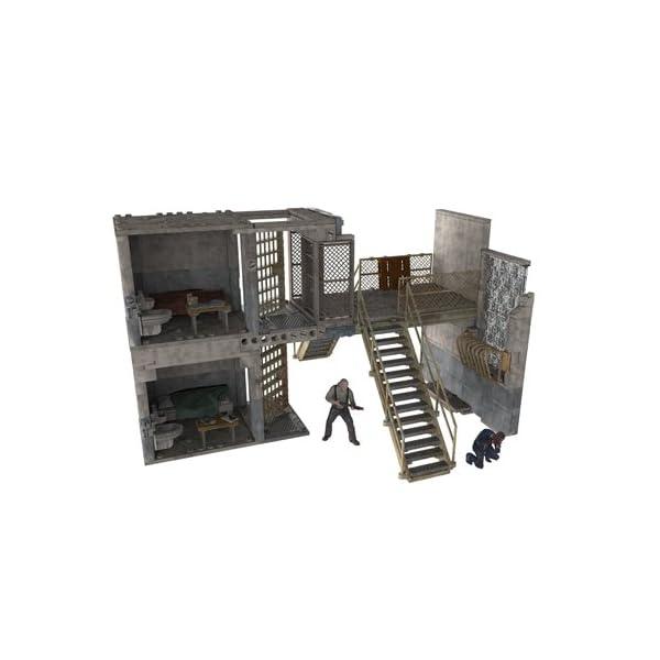 Walking Dead - Juego de construcción de célula de la prisión 1