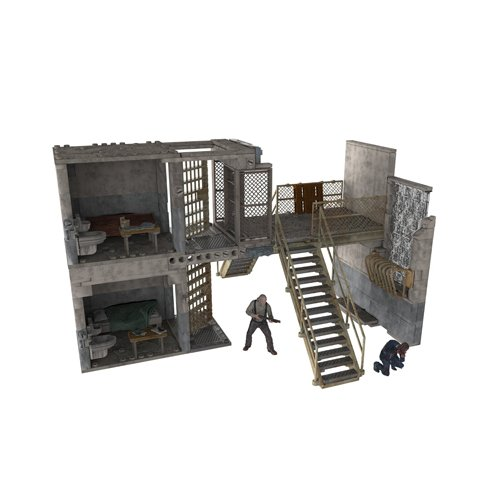 lding Set - Prison Catwalk (The Walking Dead Hershel)