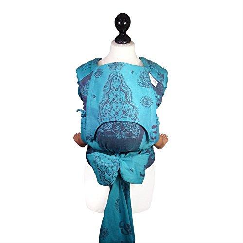 Babysize: Fidella Fly Tai – Mei Tai Babytrage Shiva Spirit -plum-