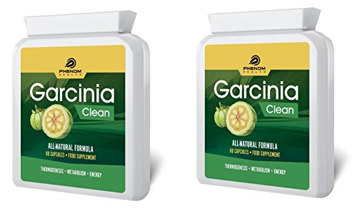 Garcinia Clean (2 X 60 Capsules) 2 Month Supply