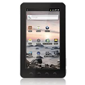 "Coby Kyros MID7012 Tablette Tactile 7 "" Android Noir"