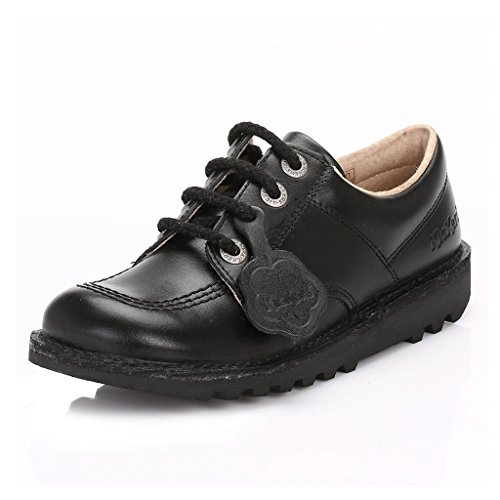 Unisex Kids Youth Kickers Kick Lo Back To School Low Leather Boots...