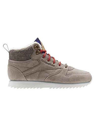 Reebok Damen Stiefel Classic Leather Mid Outdoor Shoes Women
