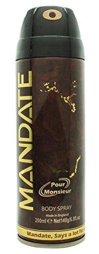 Eden Classic Mandate Deodorante Spray 200ml