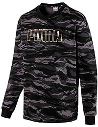 dc8a18da655d4 Amazon.fr   Puma - Sweat-shirts   Sweats   Vêtements