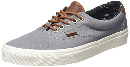 Vans Era 59, Sneakers Basses Mixte Adulte, Gris (Samurai Warrior Frost Gray), 36.5 EU