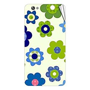 Garmor Designer Mobile Skin Sticker For Gionee M2 - Mobile Sticker