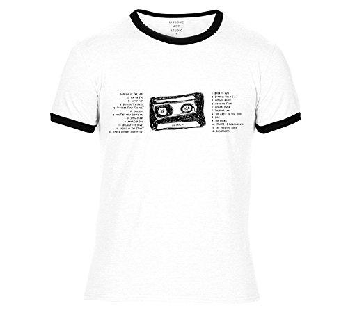 Mixtape T-Shirt BRUCE SPRINGSTEEN by Lissome Art Studio