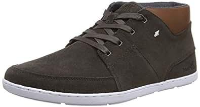 Boxfresh Cluff, Sneakers Hautes Homme - Gris (Grey), 41 EU