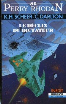 Le Déclin du dictateur - Perry Rhodan - 86