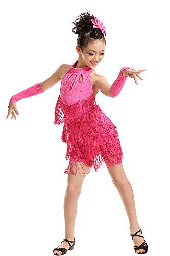 n Diamant Troddel Latein Tanz für Kostüme (Halloween-kostüm Paar Ideen)