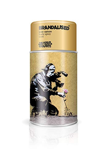 Brandalised Body Spray - men -