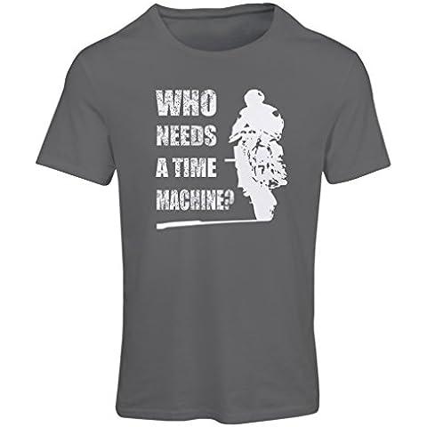 Camiseta mujer ropa de la motocicleta