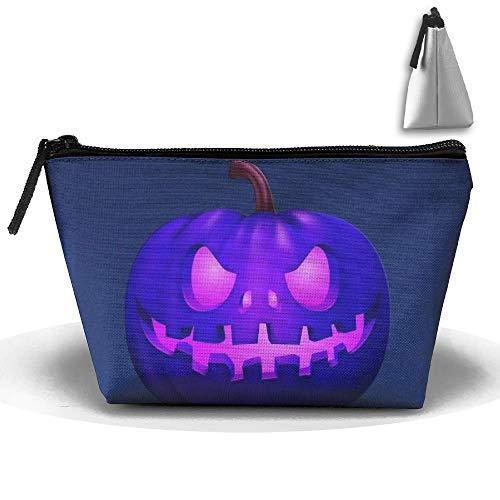 Tragbare Reisetasche Halloween Pumpkin Pen Organizer ()