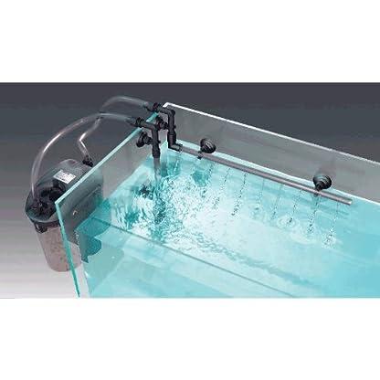 Eden External Aquarium Filter With Water Heater 511-100w (100 Litres) 2
