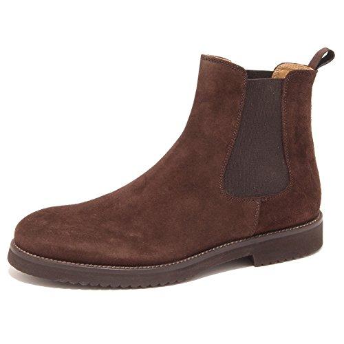 2106P beatles J.WILTON marrone stivaletto uomo boot men [40]