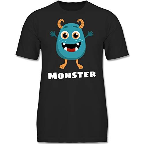 Kinder Partner Kostüm - Partner-Look Familie Kind - Monster Partner-Look