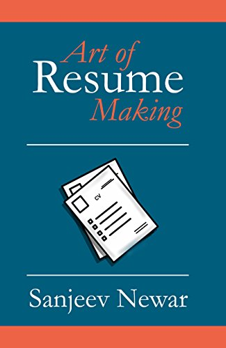 Art of Resume making (Vedic Self Help Book 4) (English Edition)