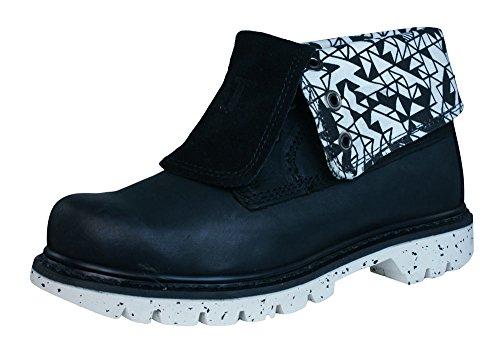 Cat Footwear Colorado Rolldown Walala, Bottes pour Femme - Noir - Noir, EU 40 (UK 7) EU