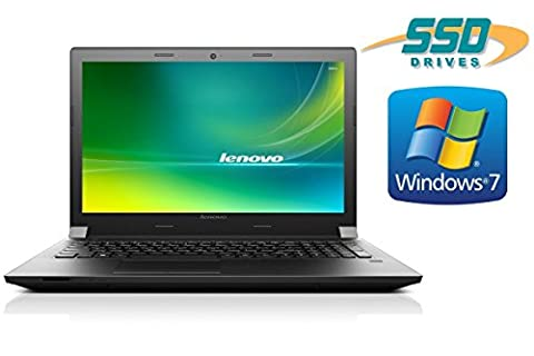 Notebook Lenovo B50, 128GB SSD + 500GB HDD, 39cm (15.6