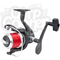 Sea Fishing Reel With Spare Spool Spinning Beachcaster Rock Pier NGT BM5000FD