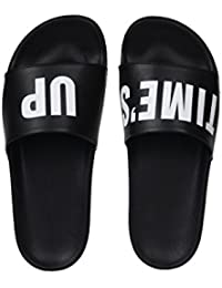 cdd4e89feaa79 Amazon.in  Black - Flip-Flops   Slippers   Women s Shoes  Shoes ...
