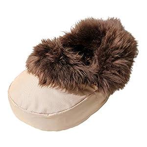 Lammfell – Fußwärmer aus echten Merino Lammfell