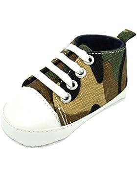 IGEMY - Zapatos primeros pasos de Lona para niño