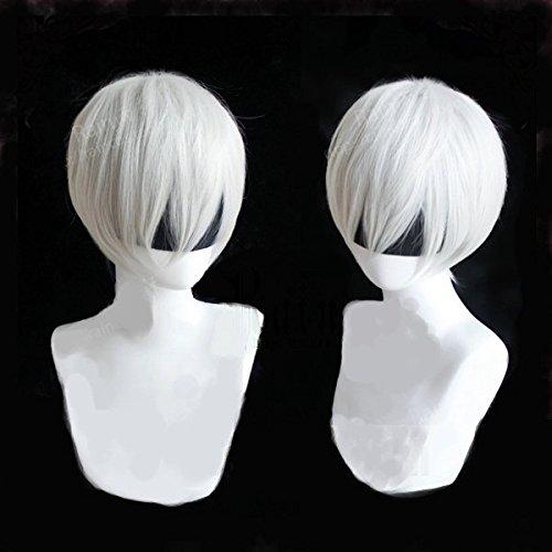 Skylynn--Spiel NieR:Automata Spielzeug Charakter YoRHa No. 9 Type S cosplay Kostüme, Mailen Sie uns Ihre Größe (Perücke, (Und Männliche Weibliche Kostüme)