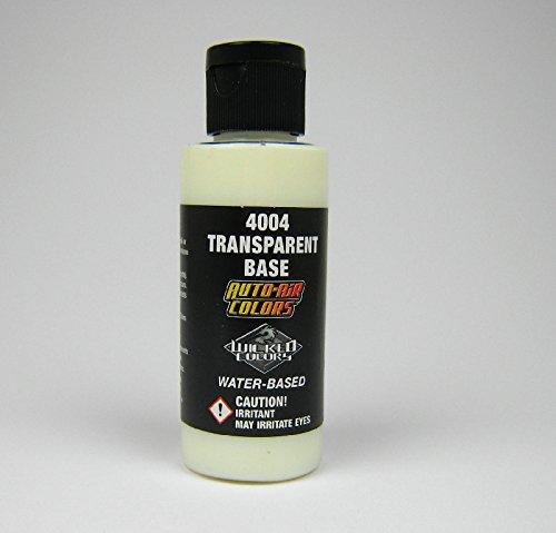 11 Base (Transparent Base 60ml Createx 11 4004)