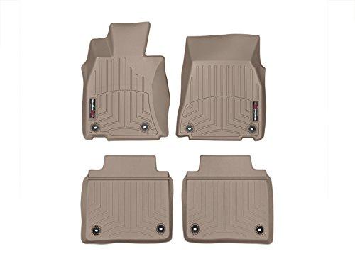 Preisvergleich Produktbild Weathertech 45514-1-3 Auto Fußmatten für LS 2013 - 2017