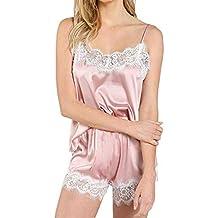 YanHoo Conjunto de lencería Mujer, Ropa Interior Ropa De Encaje Erotica Atractiva Moda Sexy Ropa