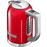 Kitchenaid 5KEK1722EER - Hervidor eléctrico, 2400 W, color rojo