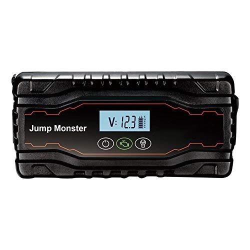 QWERTOUY Mini Car Vai Starter Banca di Potere 12V 3.5Ah 420A per Auto Portatile Battery Booster Caricatore di Emergenza del Dispositivo di partenza con la Lu