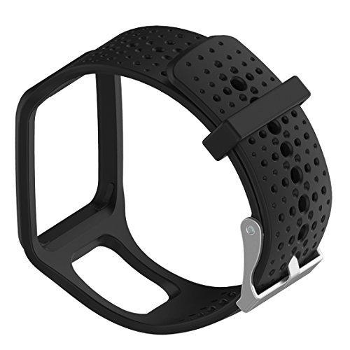 Lokeke TomTom Ersatzband für Smartwatch, TomTom Multi-Sport GPS-Uhr