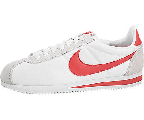 sports shoes eac5c 1ed86 Nike - Classic Cortez Nylon - 807472101 - El Color Blanco-Rojo-Gris -