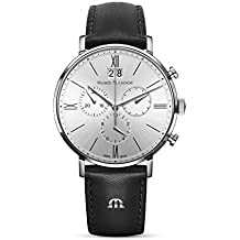 Maurice Lacroix reloj de pulsera para hombre Eliros Chronographe EL1088 - SS001 - 111-1