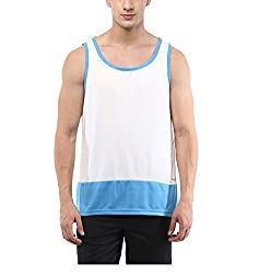 Yepme Mens Multicoloured Poly Cotton Muscle Vests - YPMMVST0083_L
