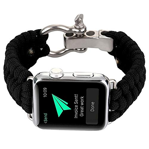 XIHAMAXIHAMA Armband kompatibel für Apple Watch Serie