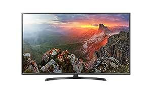 "LG TV UK6470 da 55"" Ultra HD - Smart TV - 4K - Active HDR - HEVC - WiFi - Bluetooth - serie 2018"