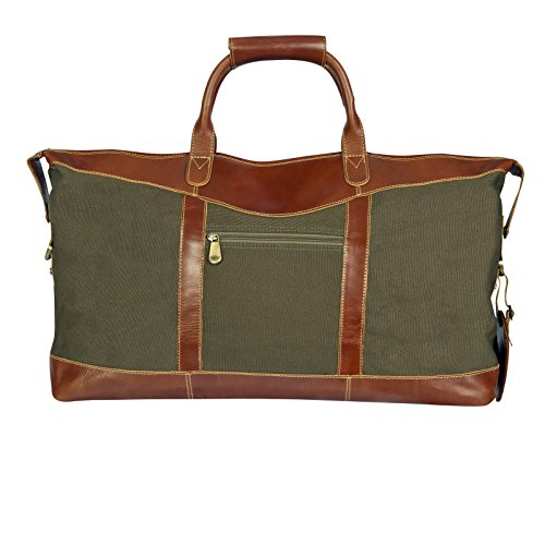 canyon-outback-pine-canyon-22-inch-leather-and-canvas-duffel-bag-green-one-size
