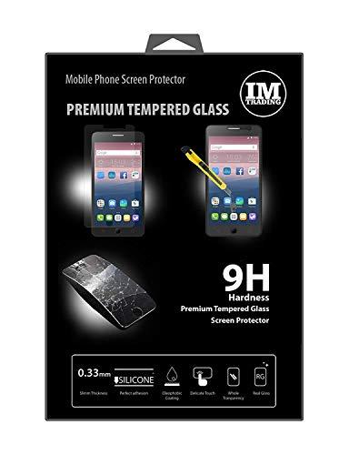 ENERGMiX Schutzglas kompatibel mit ALCATEL POP Star (5022D) Premium Tempered Glas Panzerdisplayglas Folie Schutzfolie