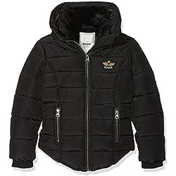 Kaporal DUKA, Manteau Fille, Noir Black, 12 ans (Taille Fabricant: 12 ans)