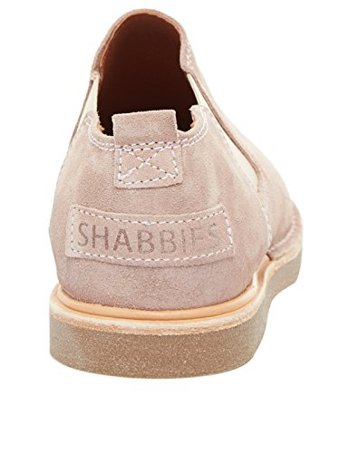 Shabbies Amsterdam Shabbies Boot / Halbschuhe, Stivali Chelsea Donna Rosa