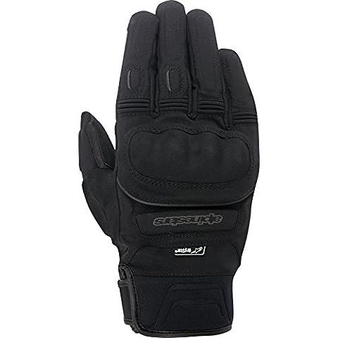3527016103XL - Alpinestars C-10 Drystar Motorcycle Gloves 3XL Black
